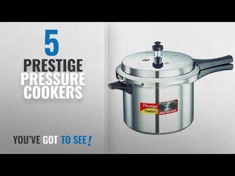 Top 10 Prestige Pressure Cookers [2018]: Prestige Popular Plus Induction Base Aluminium Pressure