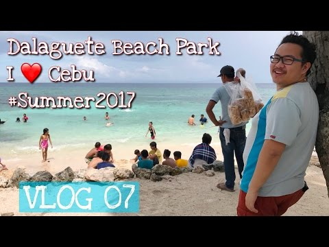 VLOG 07 - Going South of Cebu (Dalaguete Beach Park)