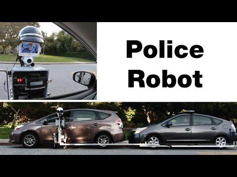 GoBetween Robotics: A traffic stop robot to keep everyone safe