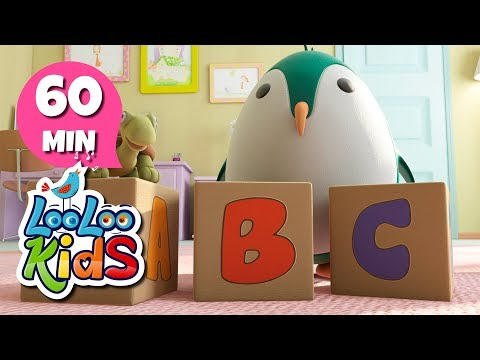 The ABC Song - Wonderful Songs for Children | LooLoo Kids