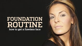 FOUNDATION ROUTINE How to get a flawless face MAKEUP TUTORIAL Thumbnail