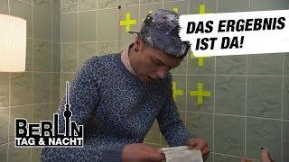 Berlin - Tag & Nacht - Das Ergebnis vom Schwangerschaftstest ist da! #1659 - RTL II