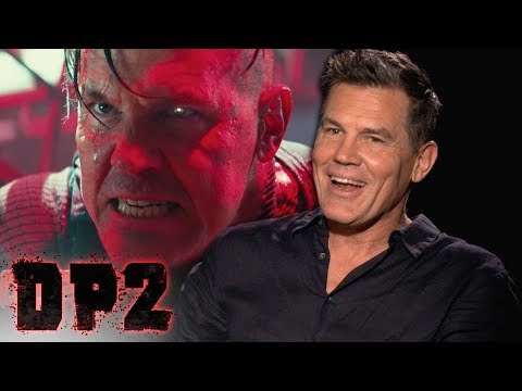 'Deadpool 2': Josh Brolin (Full Interview)