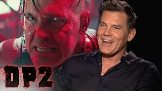 'Deadpool 2': Josh Brolin (Full Interview)