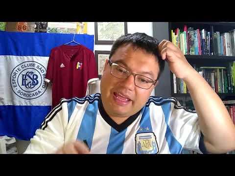 Estamos diante da pior seleção argentina da história?