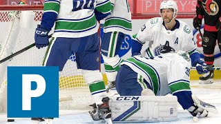 Alex Edler on Canucks 6-3 loss to Ottawa Senators   The Province