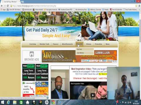 Click Ad Pays Proof – How I went from $230 to over $31,000 in just 14 days with Click Ad Pays!