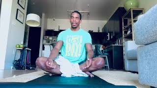 MINDFUL MEDITATION WITH WIL AT HOME