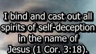 Spiritual Renewal & Warfare Prayer in the Name of Jesus (Yahushua)