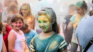 'Cud nad Narwią' z Holi Festiwalem