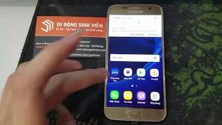 Cap nhat android 7 cho galaxy s7