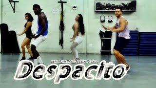 Despacito – Luiz Fonsi Ft. Daddy Yankee - Coreografia - Zumba