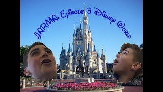 Disney World! (Jon and Ryan's Molky Adventures Episode 3)