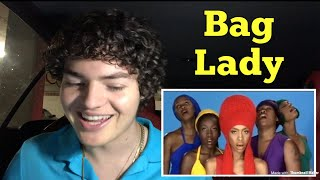 Erykah Badu - Bag Lady | REACT…