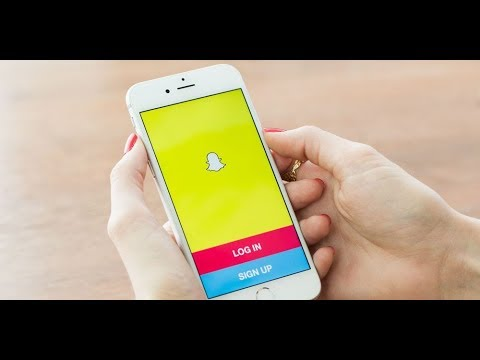 كيفاش تستعمل سناب شات Snapchat للمبتدئين .