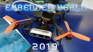 ИТ выставка Embedded World 2019
