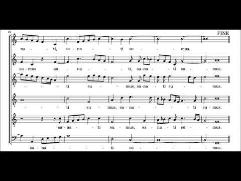 Gesualdo - Ecce, vidimus eum