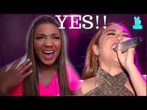 Morissette Amon - 2017 ASIA SONG FESTIVAL (Highest Quality 1080p) FULL Reaction