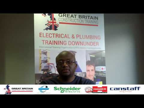 Shepard talks to GB Construction Training about the NZ Electrical Licensing Programme