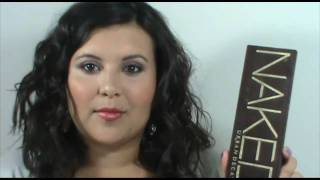 Urban Decay Naked Palette Eyes with Bold Summer/Spring Lip Thumbnail