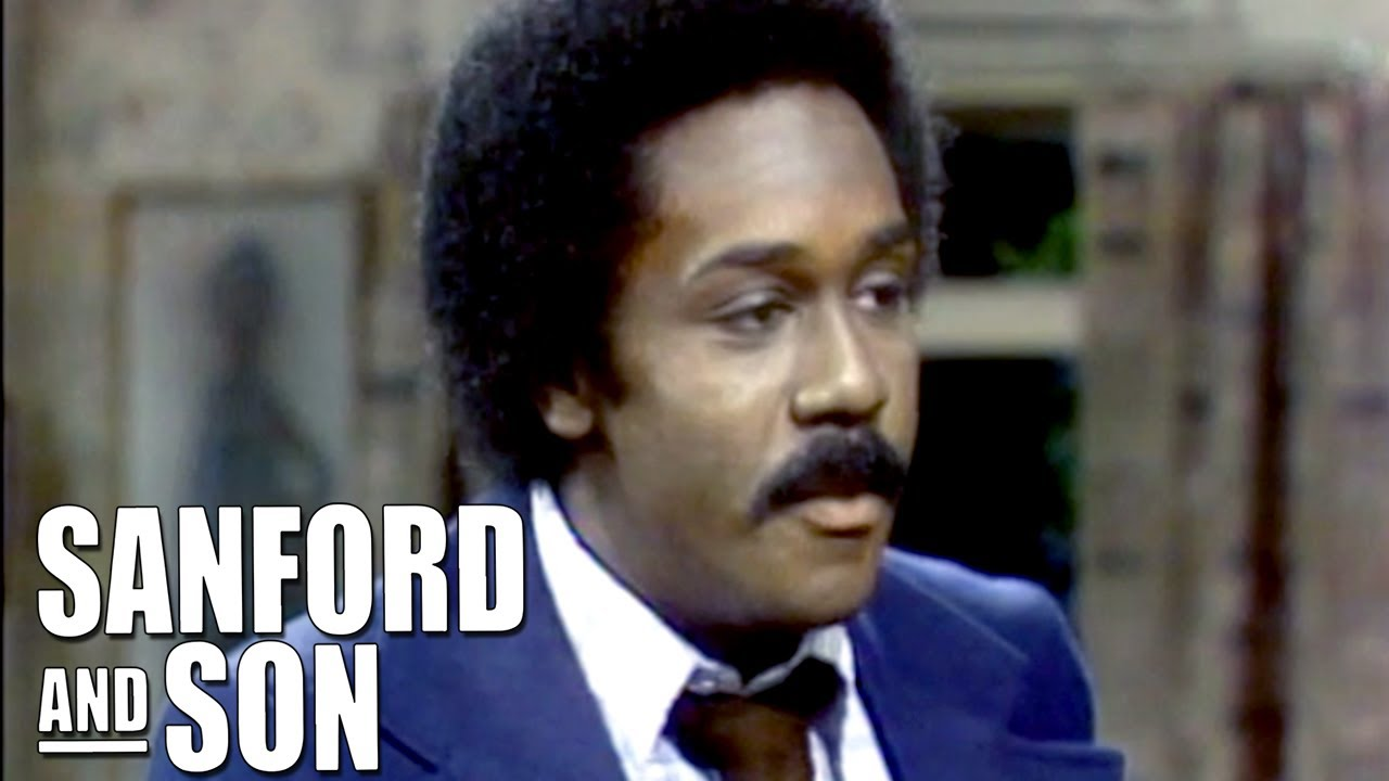 'I'll Just Stay Here And Be The President Of Sanford and Son' | Sanford and Son