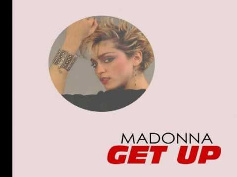 Madonna - Get Up (Final Gotham Demo 1981)