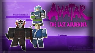 Learning Elements! | Avatar The Last Airbender | Roblox