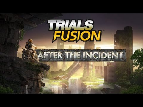 Trials Fusion - After the Incident Gameplay