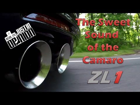 Camaro ZL1 Exhaust - Such Sweet Music