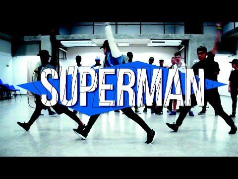 """SUPERMAN"" Eminem Coreography | Gustavo Guilherme | FREESTEP |"
