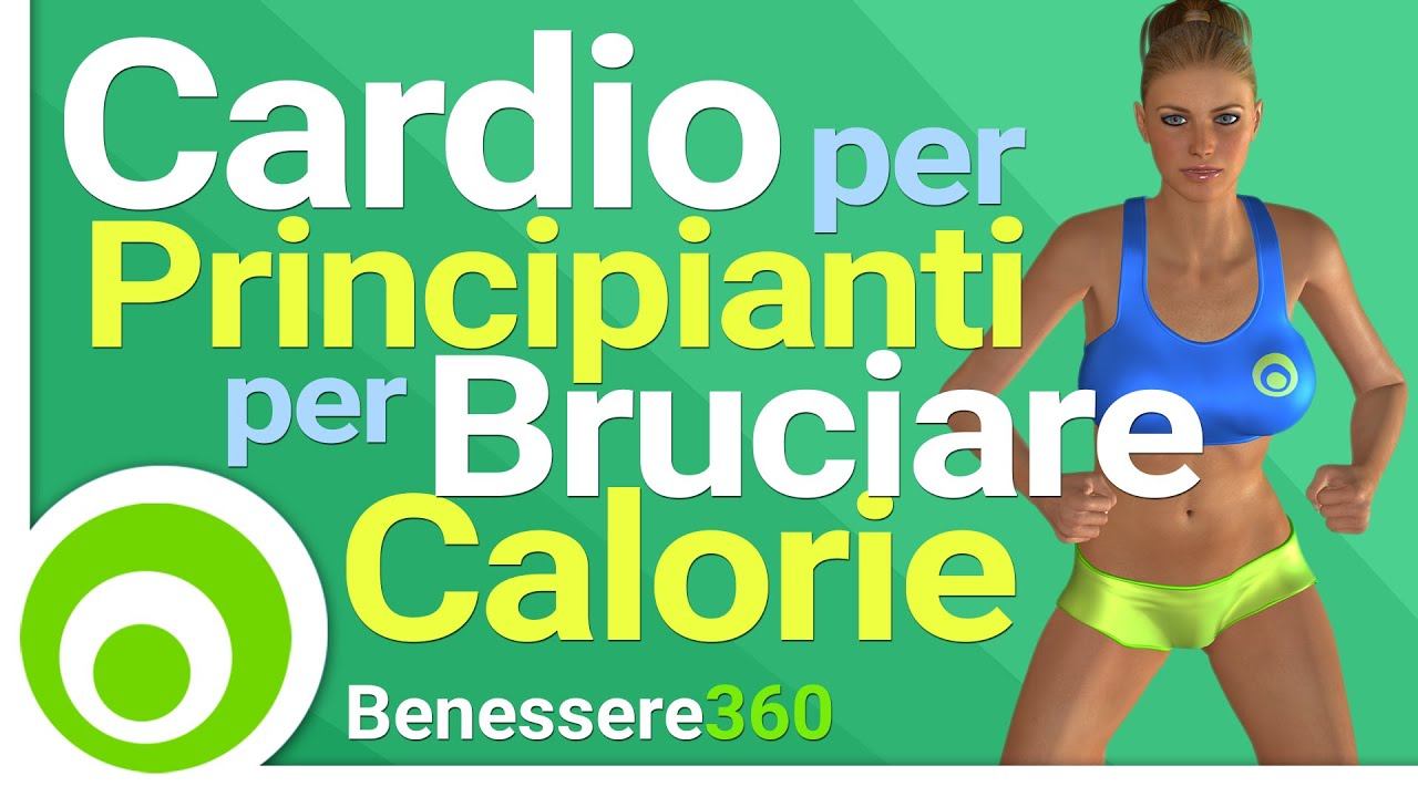 quanto esercizio aerobico al giorno per perdere peso
