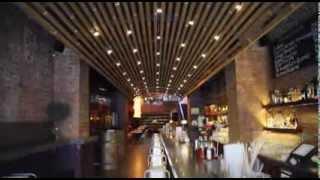 Ресторан Арка в Санкт-Петербурге(«Арка» - модный рестобар в Санкт-Петербурге. Интерьер остроумно обыгрывает исходные данные: заведение..., 2013-09-23T12:49:32.000Z)