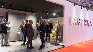 Lagrama te muestra las novedades en la Feria del Mueble Zaragoza 2018