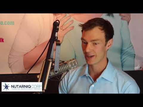 Dr. Evan Lewis PhD discusses Nutarniq Essentials on WSSR