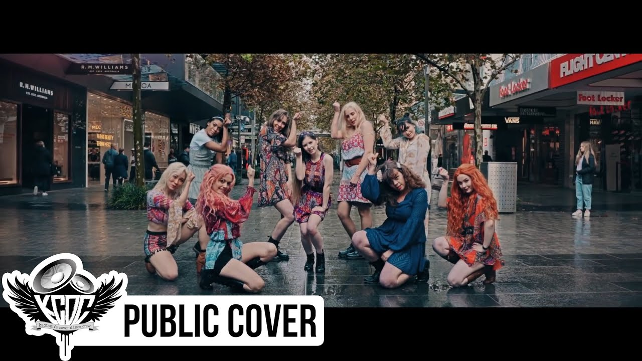 [KPOP IN PUBLIC CHALLENGE] Twice   MORE & MORE   DANCE COVER [KCDC]