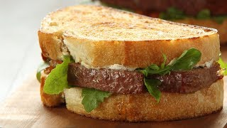 How to Make: Grilled Farmhouse Meatloaf Sandwiches