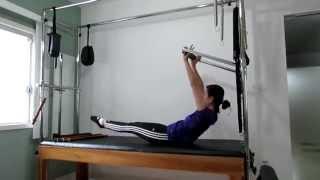 Exercícios no Cadilac - Parte 1