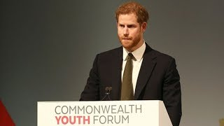 Prince Harry reveals Meghan Markle will take on Commonwealth role
