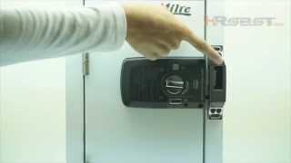 Кодовый радиоуправляемый потайной замок невидимка Milre MI-310R(Предлагаем вашему вниманию видео обзор радиоуправляемого кодового замка невидимки. Модель MI-310R от корейск..., 2015-09-22T19:05:58.000Z)