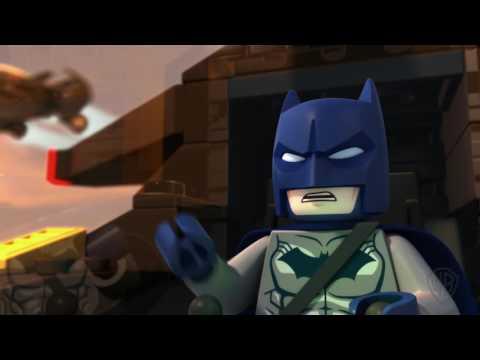 "LEGO DC Comics Super Heroes - Justice League: Gotham City Breakout - ""Vacation"""