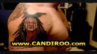 Indianer Tattoo Motive, Indianische Tattoos