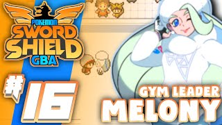 The Ice Gym Leader Melony [] Pokemon Sword and Shield Walkthrough [] Ep- 16