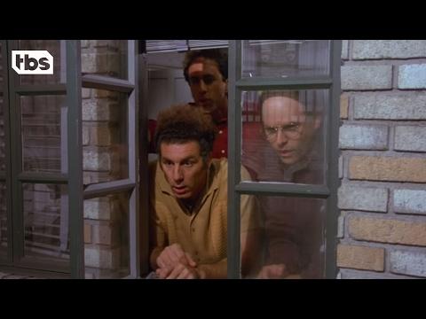 Seinfeld: Kramer's Out (Clip)   TBS