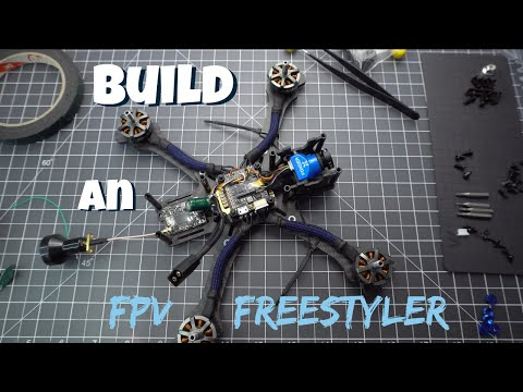 How To Build A 6S FPV Freestyle Drone - TBS Source One