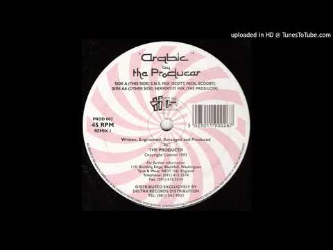 A - The Producer - Arabic (S.N.S. Mix)