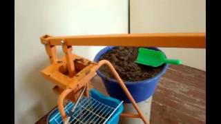 видео брикеты в домашних условиях