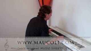 MauColi's MUSIC and SHEETS click here: http://www.maucoli.com Faceb...