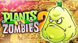 Plants vs Zombies 2 - SQUASH