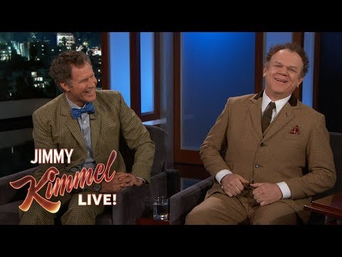 Will Ferrell & John C. Reilly on Their Friendship & Living in England