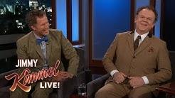 Will Ferrell & John C. Reilly on Their Friendship & Living in England